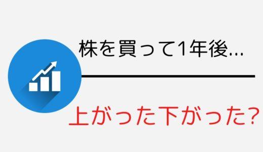 【株の初心者】「ダイフク」株を買って1年後 儲かった?結果発表!